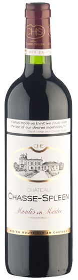 Château Chasse-Spleen - 2015